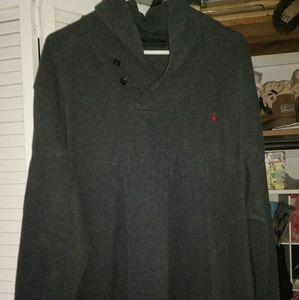 Ralph Lauren Polo sweater.  XXL